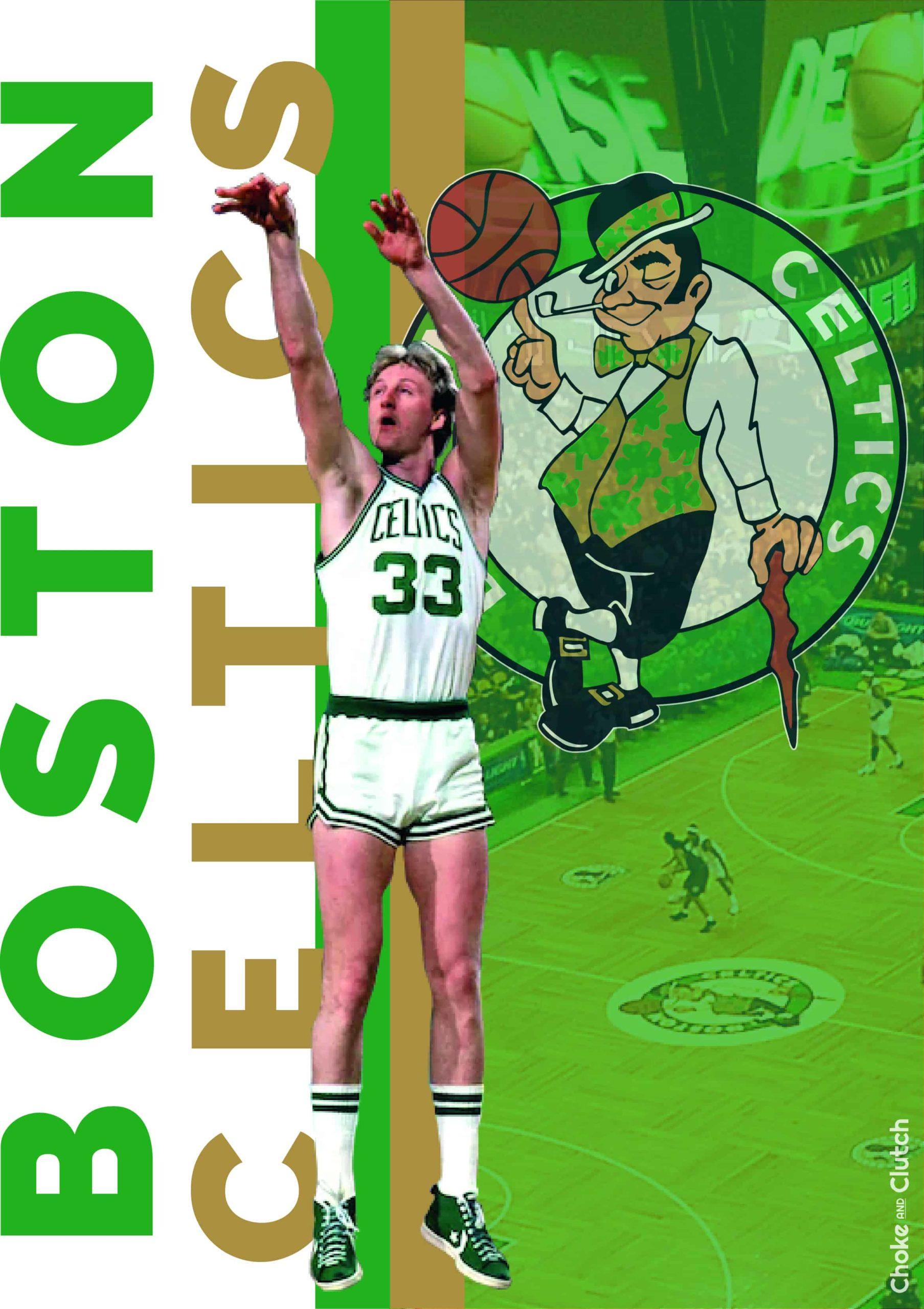 Histoire de la franchise NBA des Celtics de Boston