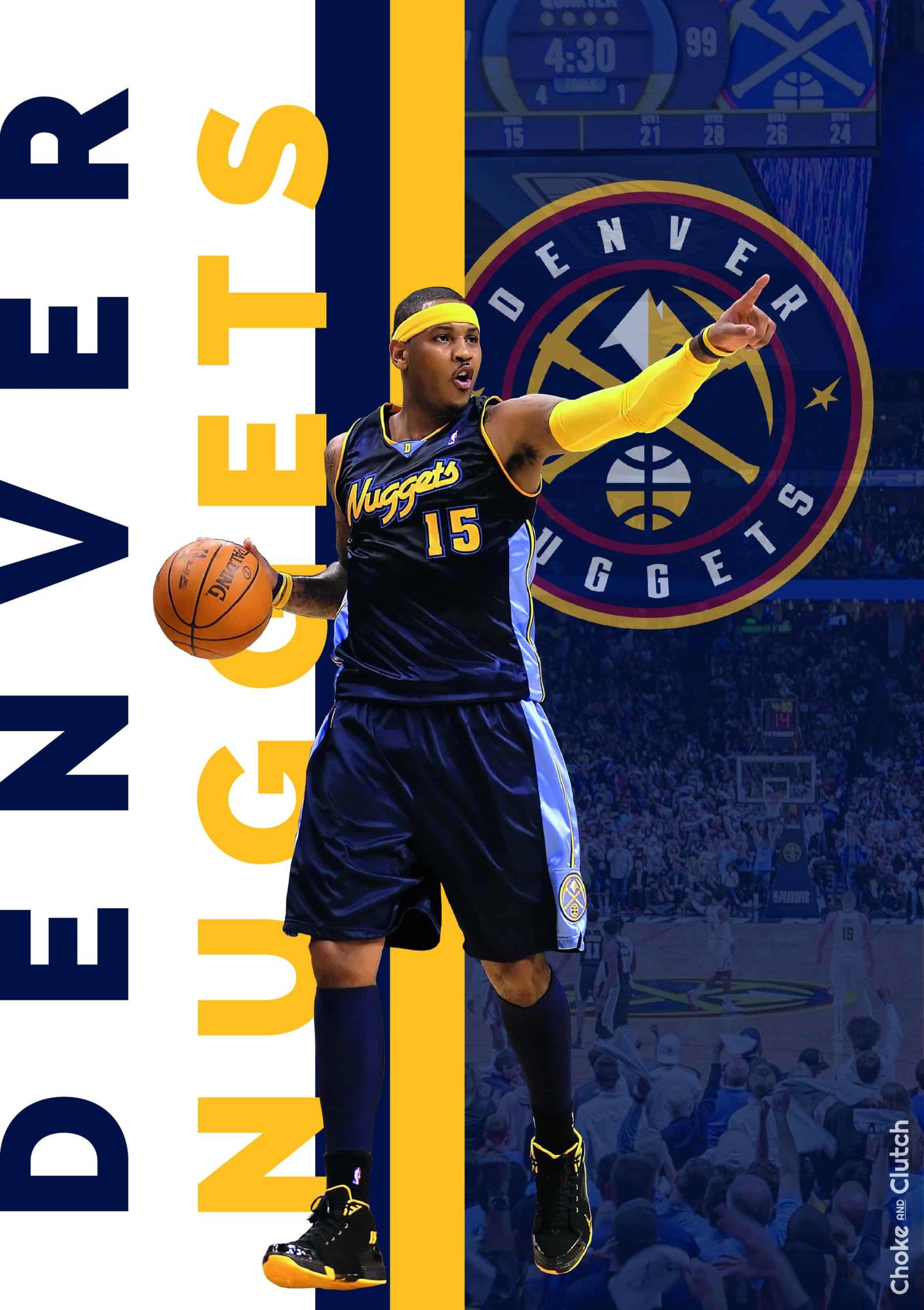Histoire de la franchise NBA des Nuggets de Denver