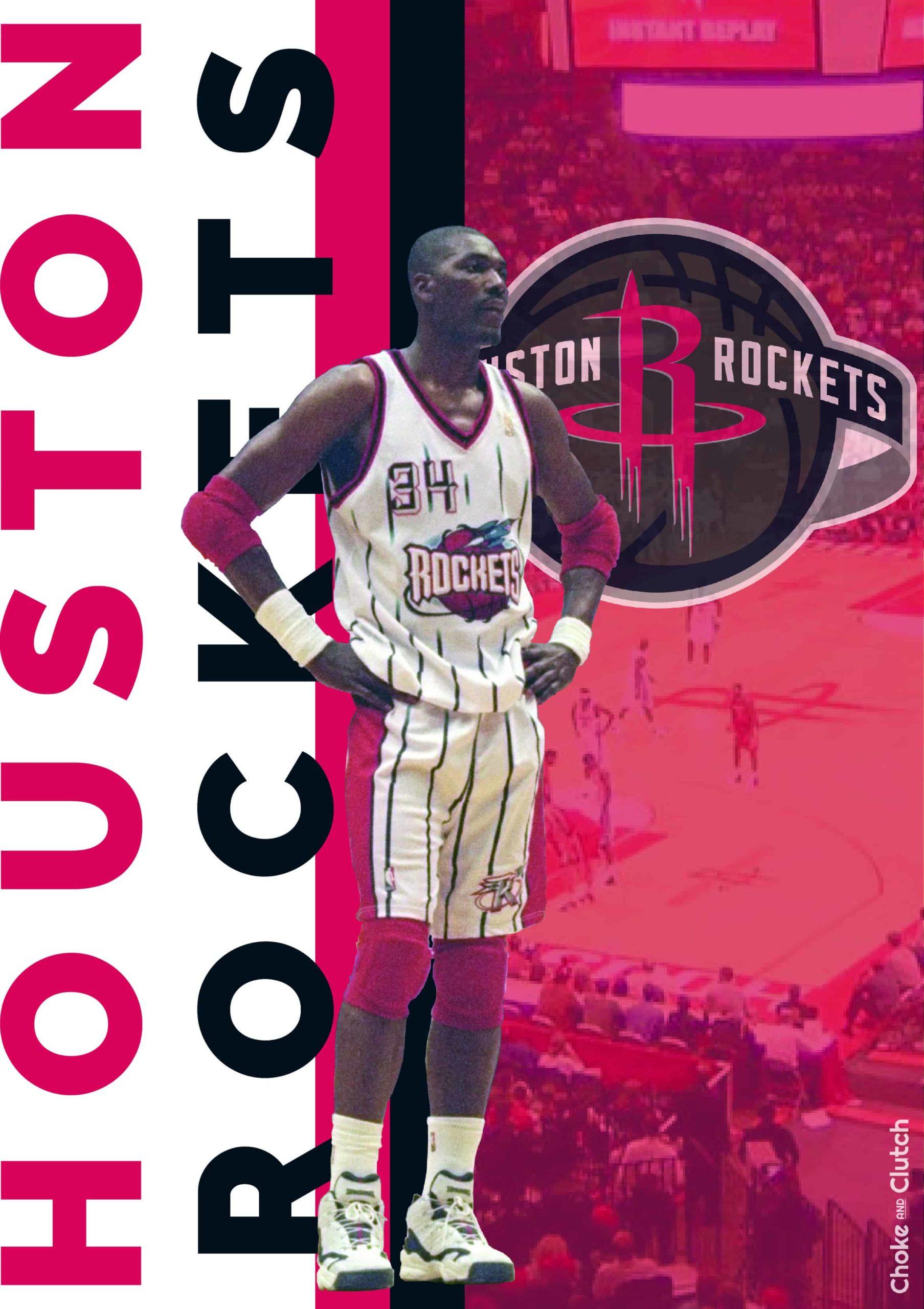 Histoire de la franchise NBA des Rockets d'Houston