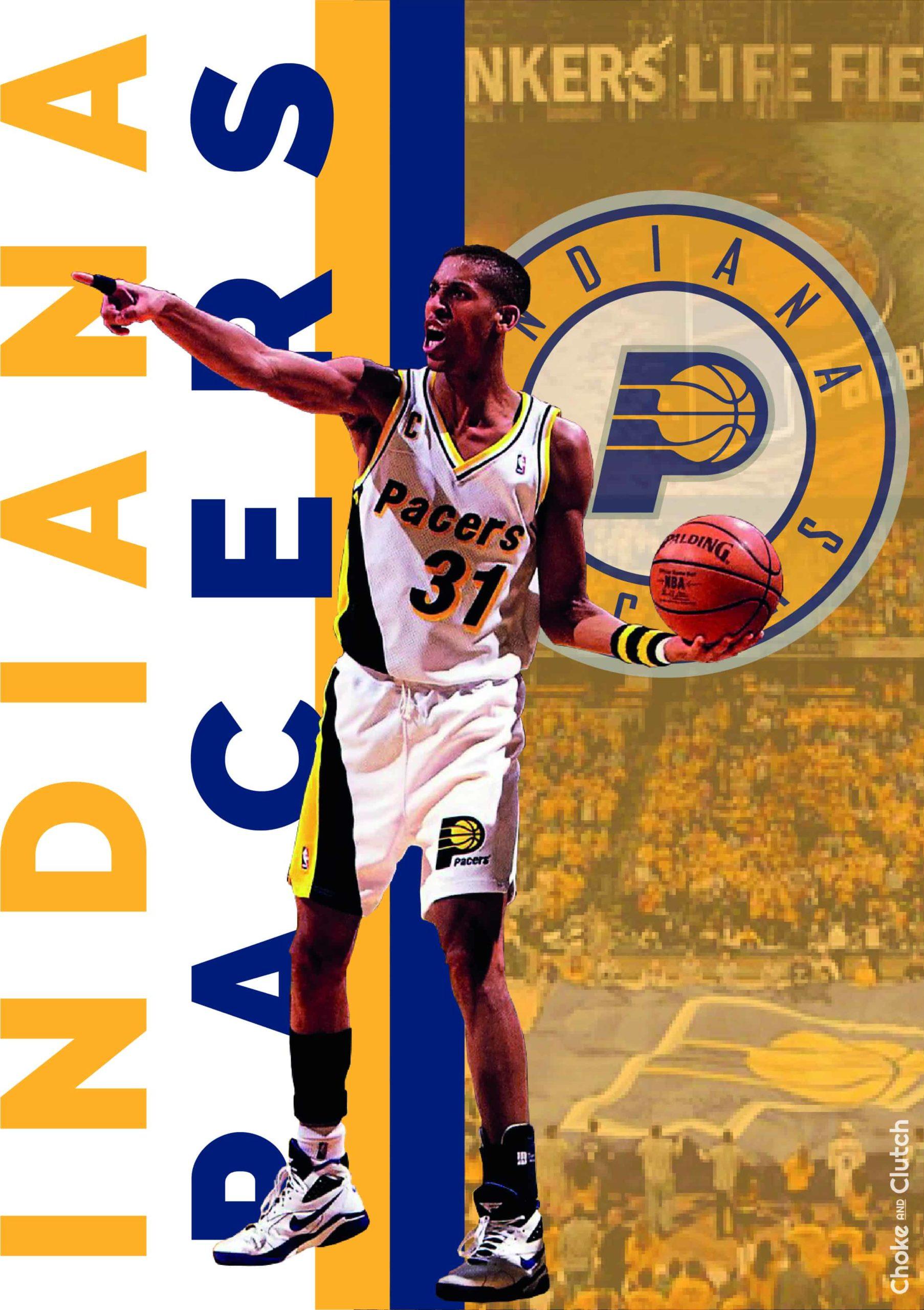 Histoire de la franchise NBA des Pacers d'Indiana