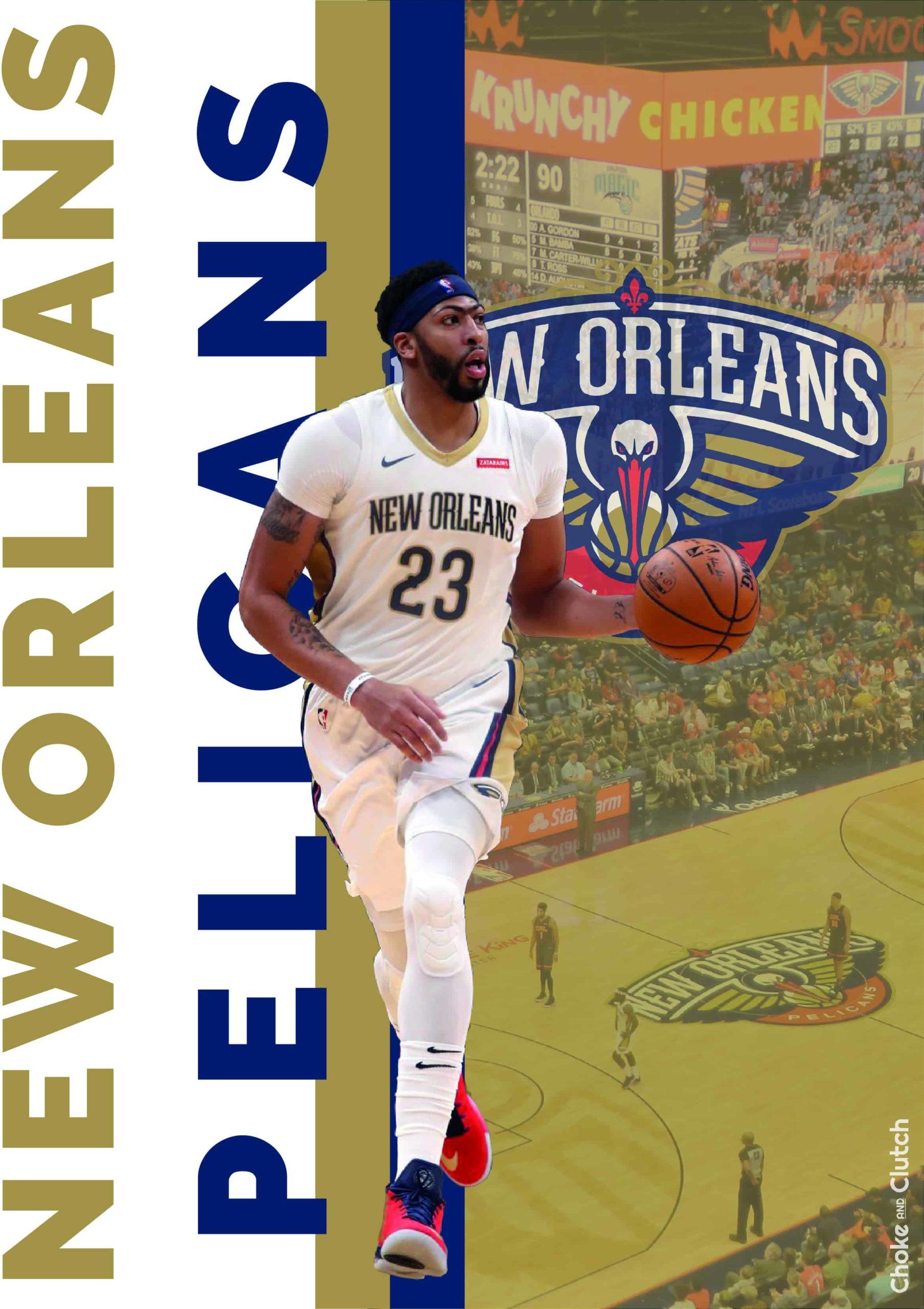 Histoire de la franchise NBA des Pelicans de New Orleans