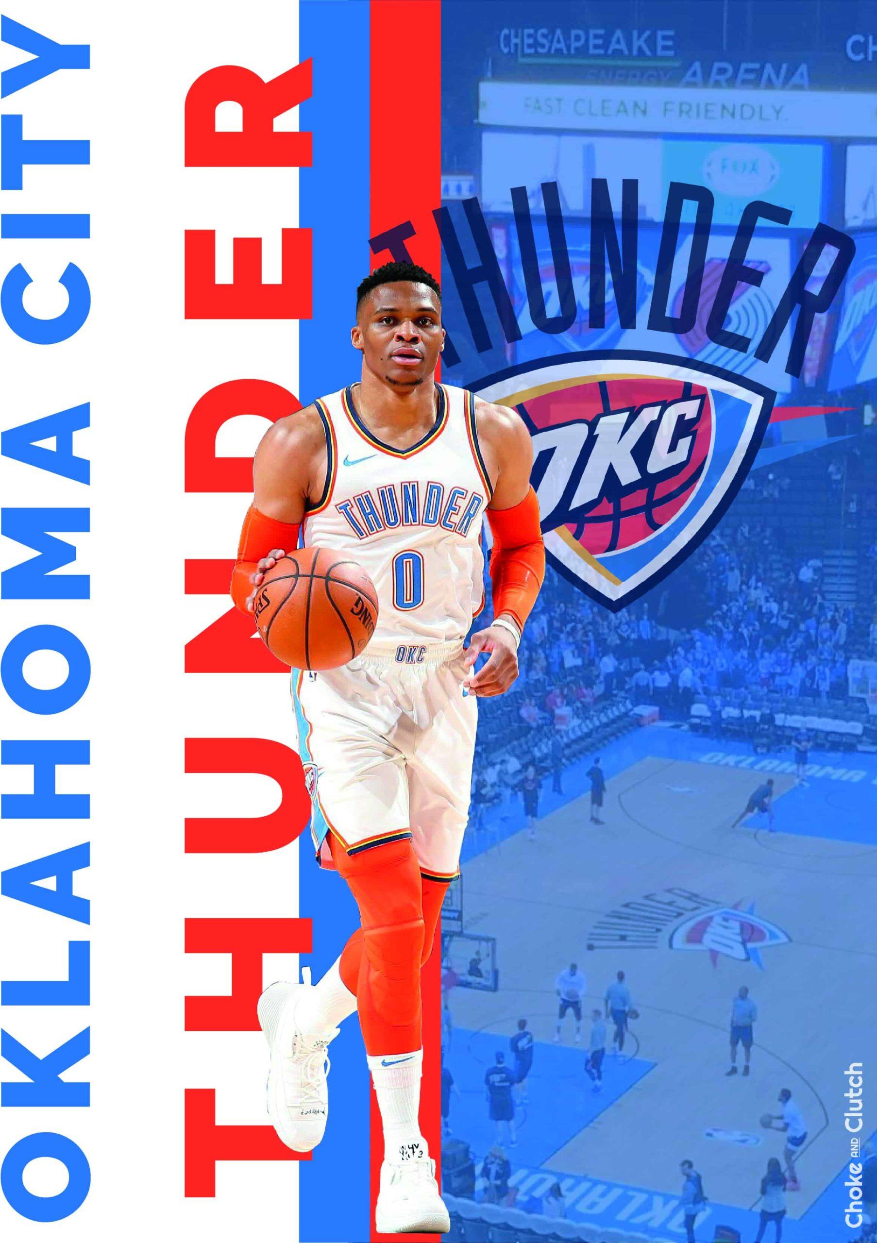 Histoire de la franchise NBA du Thunder d'OKC