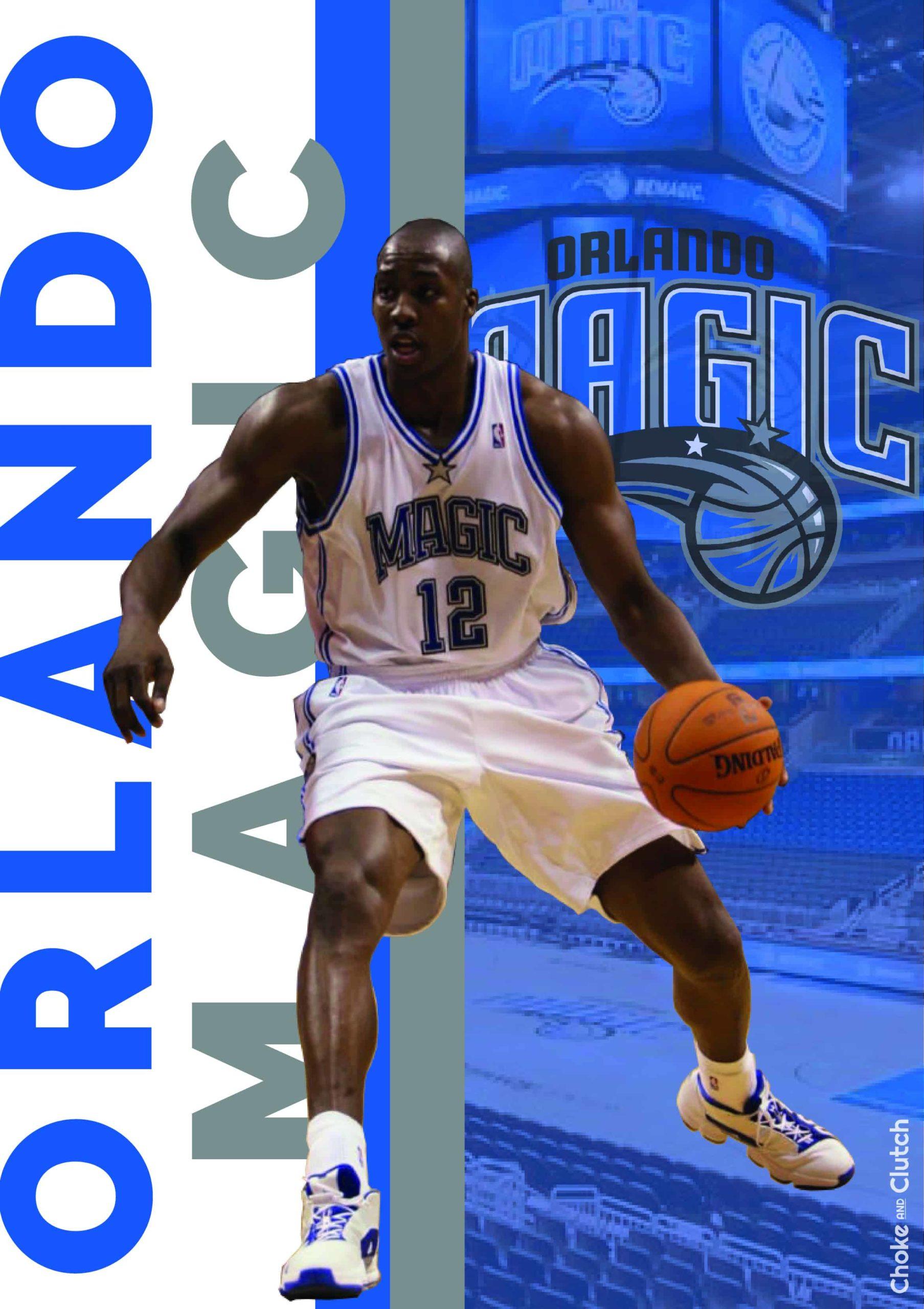 Histoire de la franchise NBA du Magic d'Orlando