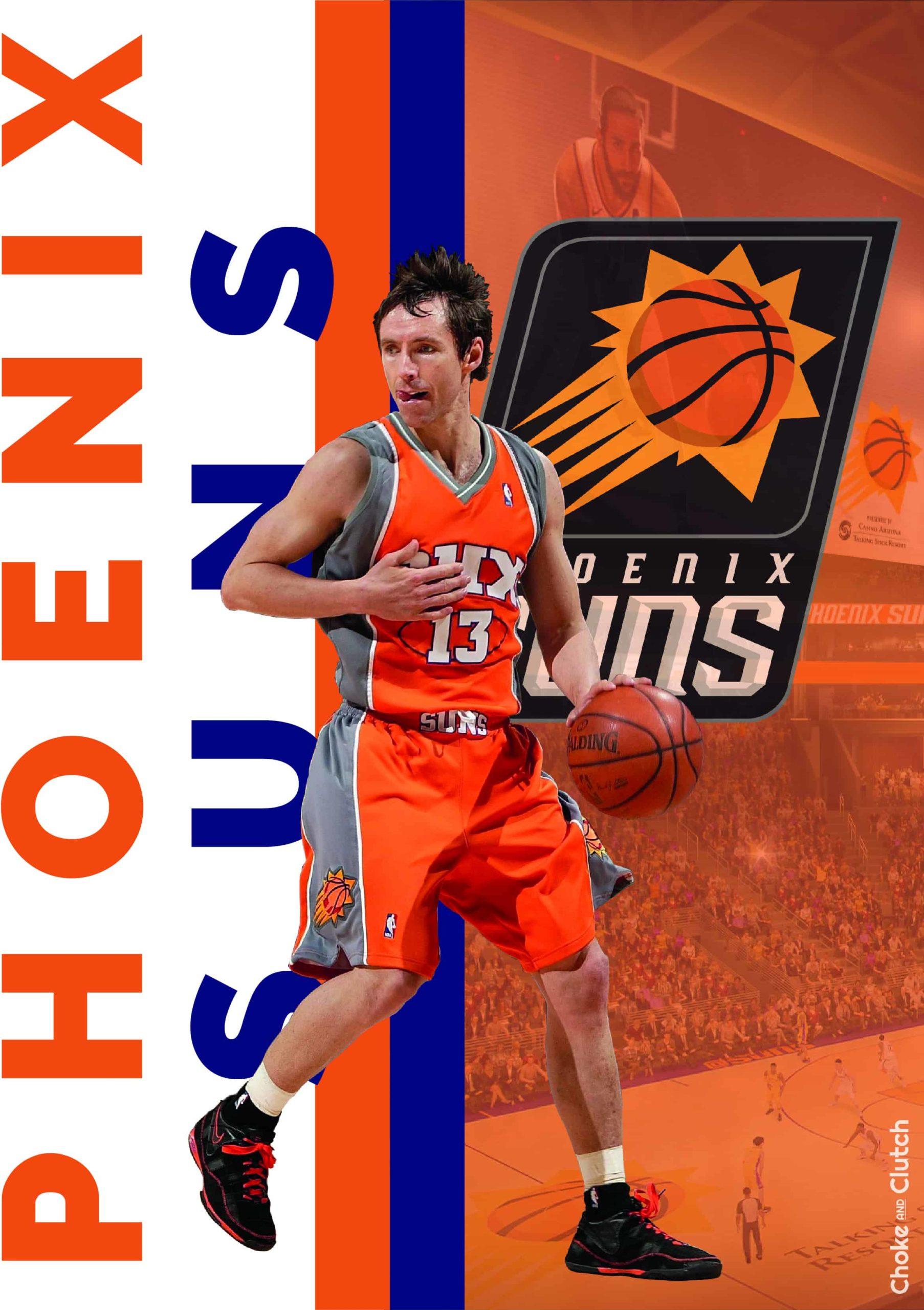 Histoire de la franchise NBA des Suns de Phoenix