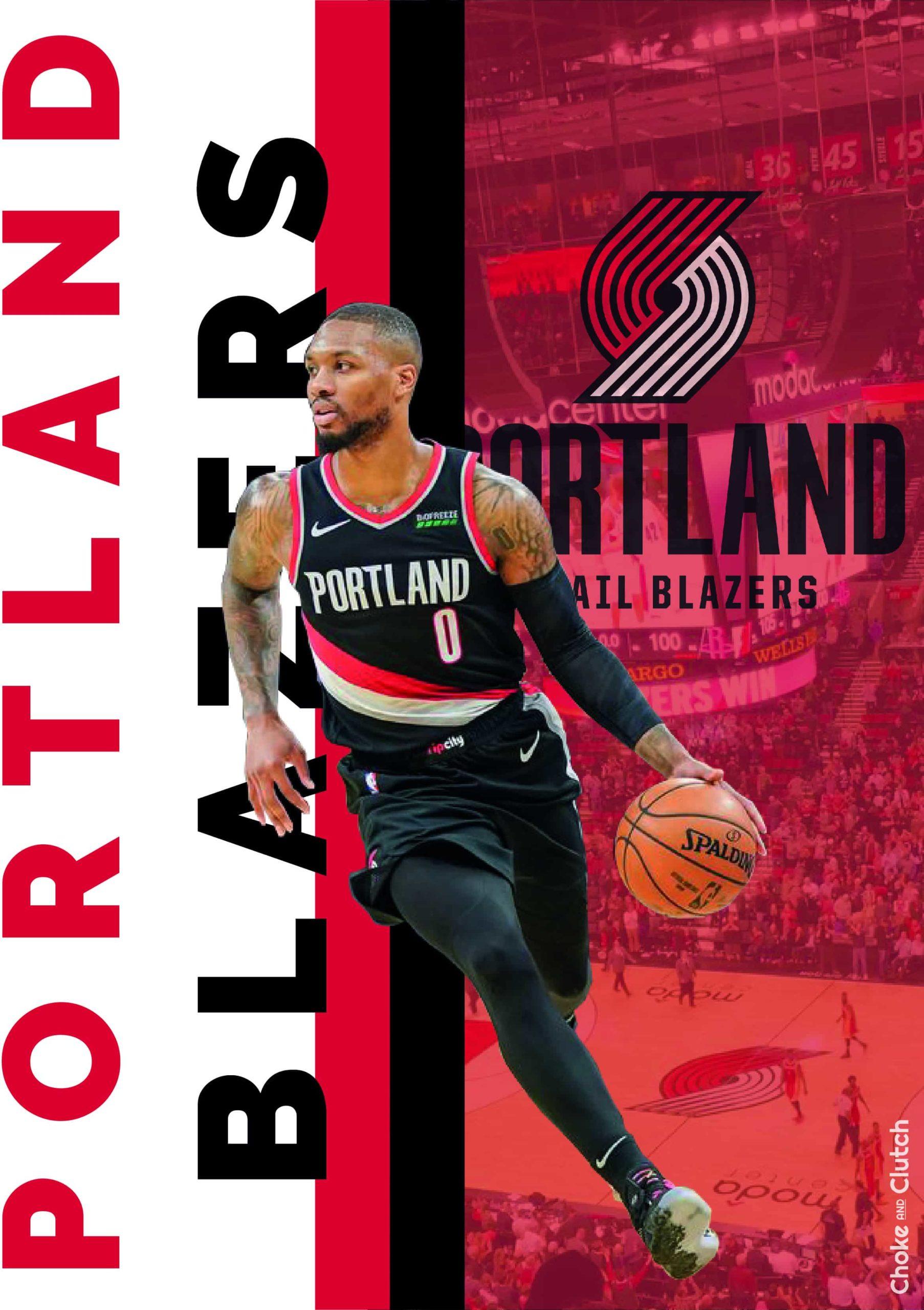 Histoire de la franchise NBA des Trail Blazers de Portland