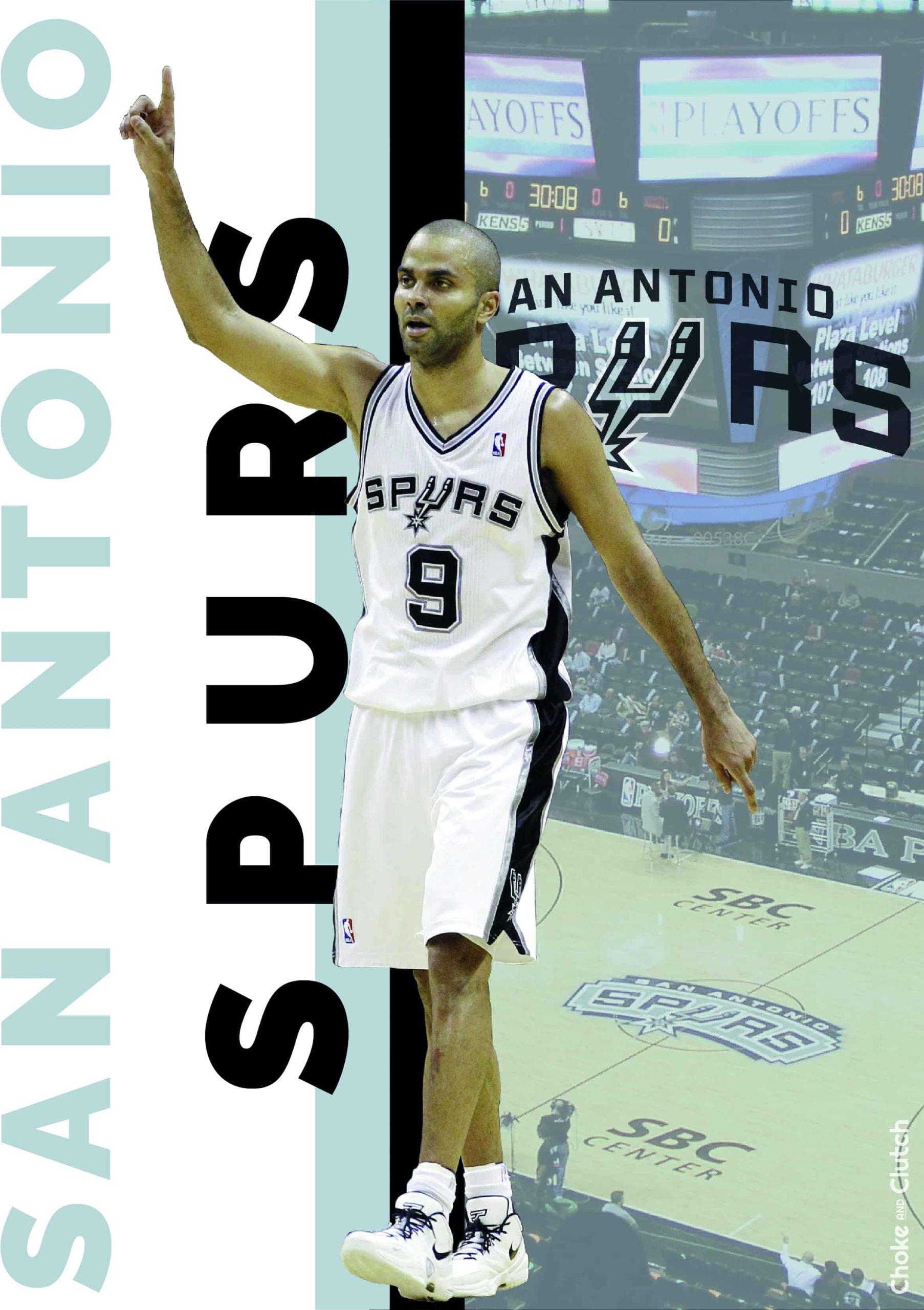 Histoire de la franchise NBA des Spurs de San Antonio