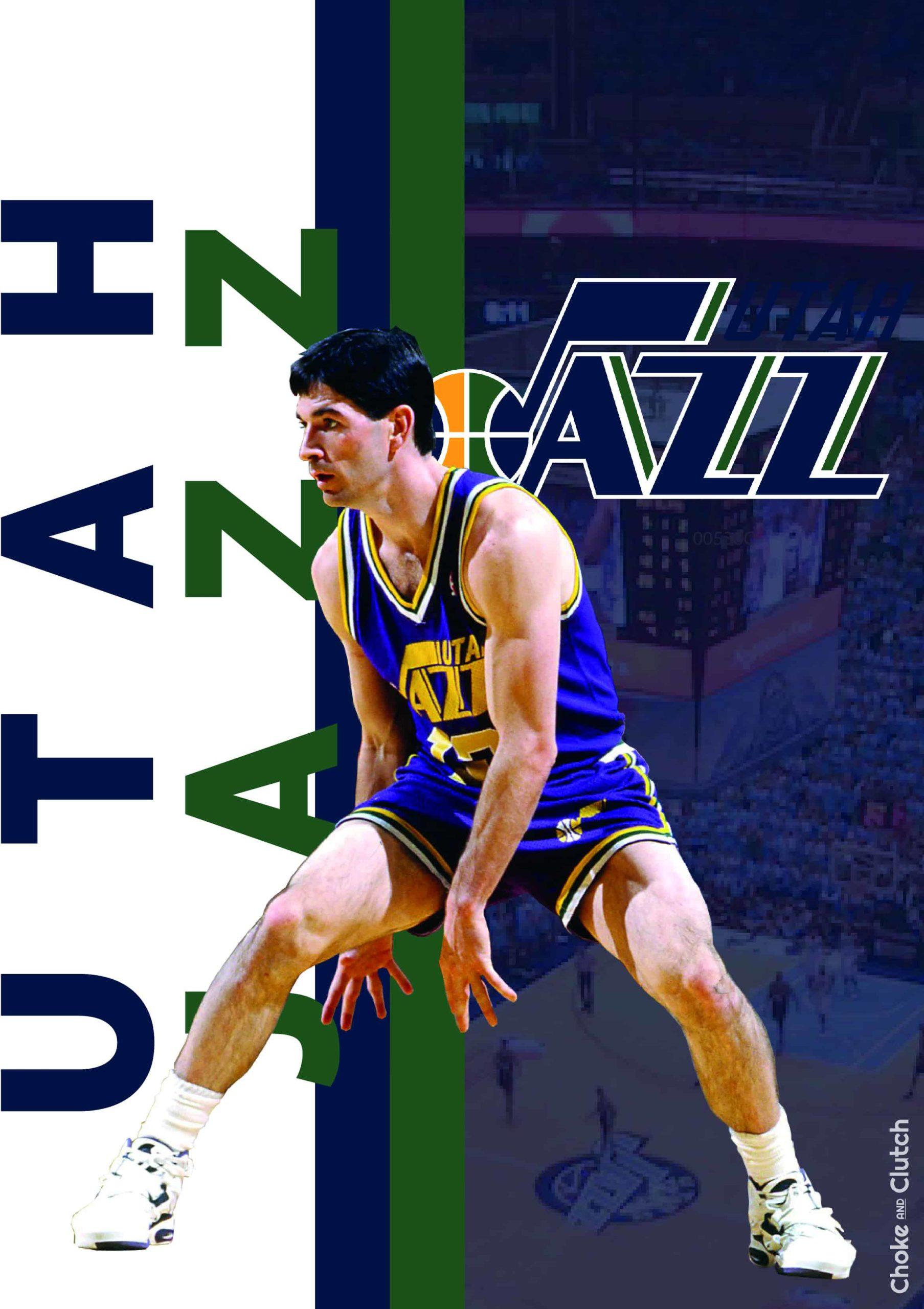 Histoire de la franchise NBA du Jazz d'Utah