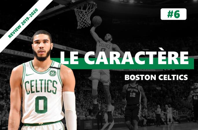 Review de la saison 2019/2020 des boston celtics