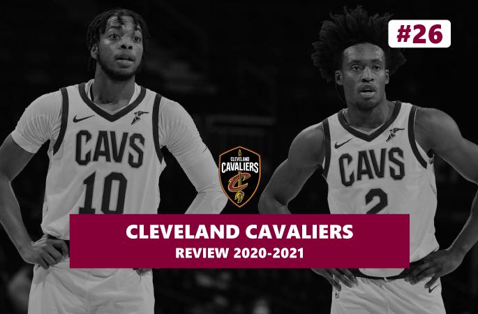 Review NBA Cleveland Cavaliers saison 2020-2021