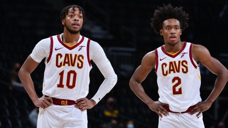 La bonne saison du duo Garland - Sexton à Cleveland