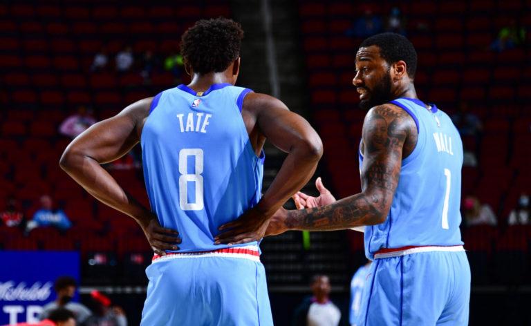 Duo des Rockets sur la saison 2021/2021