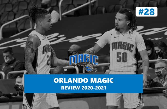 Review NBA Orlando Magic saison 2020-2021