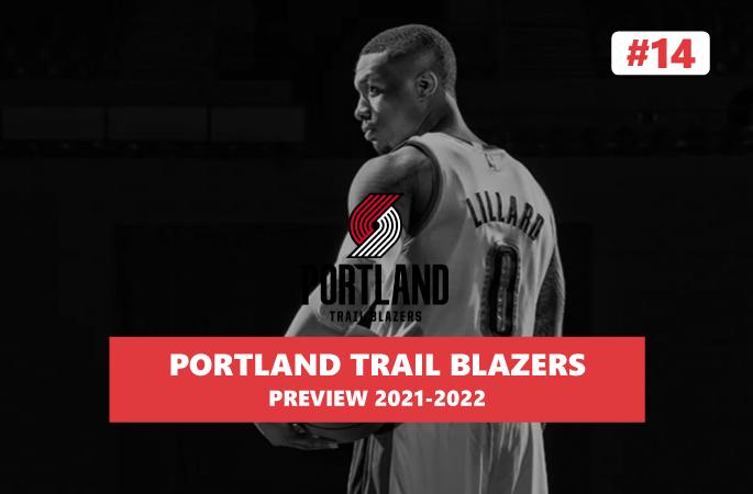 Preview NBA 2021/22 Portland Trail Blazers