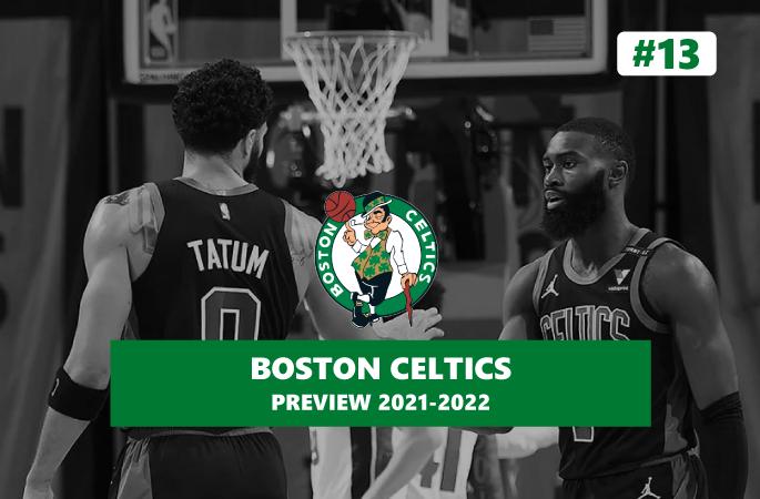 Preview NBA 2021/22 Boston Celtics