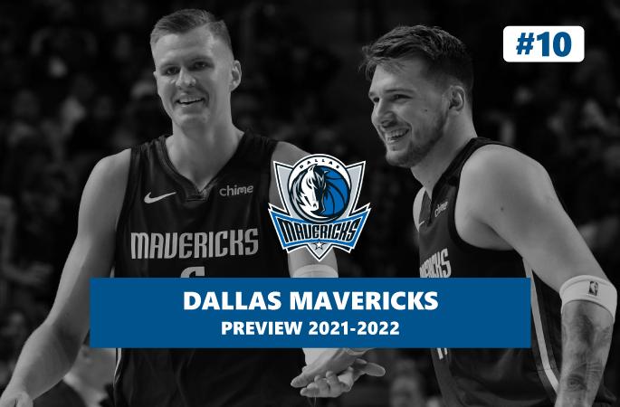 Preview NBA 2021/22 : Dallas Mavericks