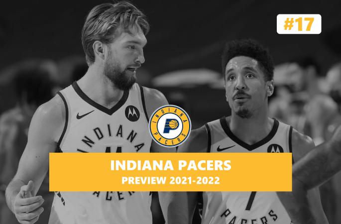Preview Indiana Pacers saison 2021/2022 en NBA
