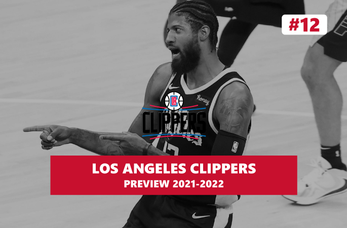 Preview NBA 2021/22 : Los Angeles Clippers